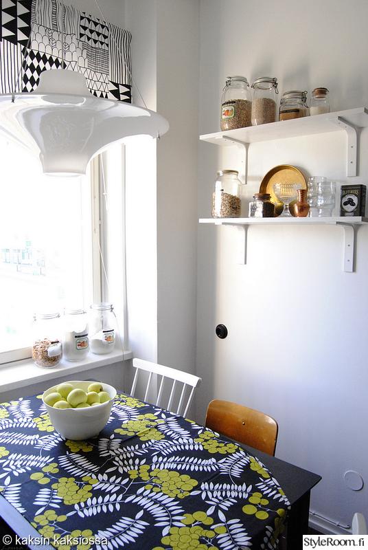 keittiö (vanha koti)  Sisustuskuvia jäseneltä kaksinkaksiossa  StyleRoom