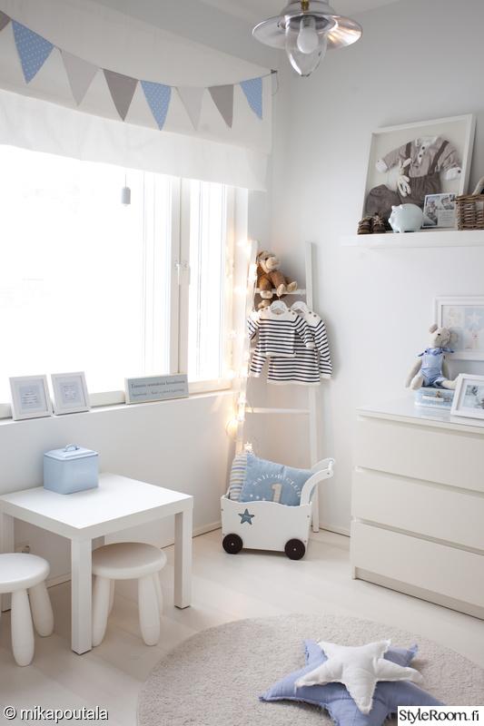 heinäseiväs,lastenhuone,sisustustikkaat,pojan huone,vaalea lastenhuone