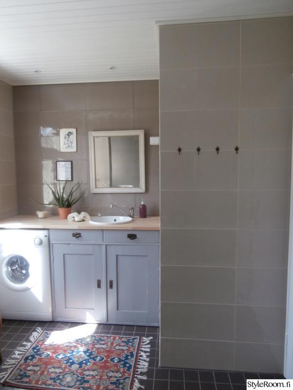 Kuva kylpyhuone  Kylpyhuoneen täysremontti  Eeva ja Ville