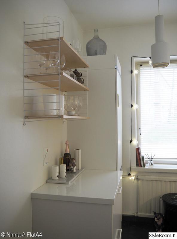 Kuva keittiö  Keittiön mini makeover  Ninna FlatA4