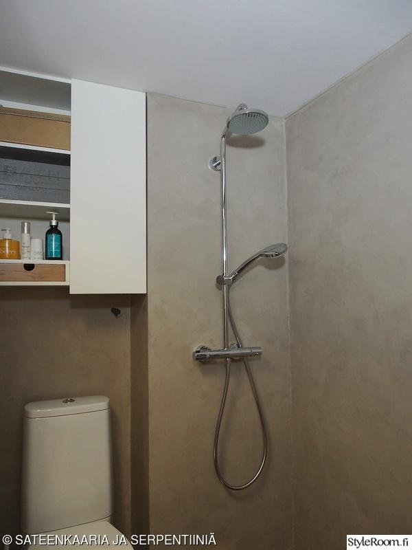 Kipsilaasti kylpyhuone