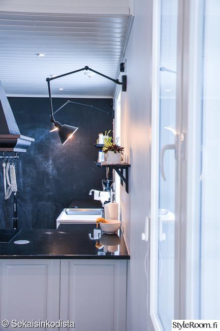 Kuva keittiö  Keittiön muutos  sekaisinkodista