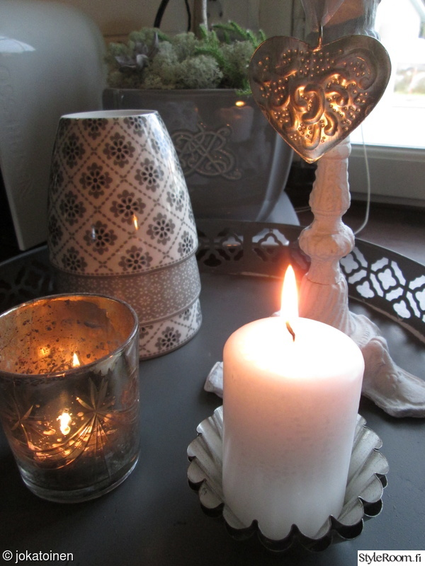 kynttilä,joulu