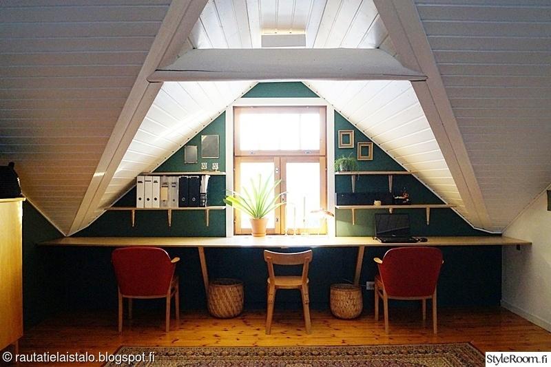 vaneri,työtaso,tikkurila,itämainen matto,vihreä seinä