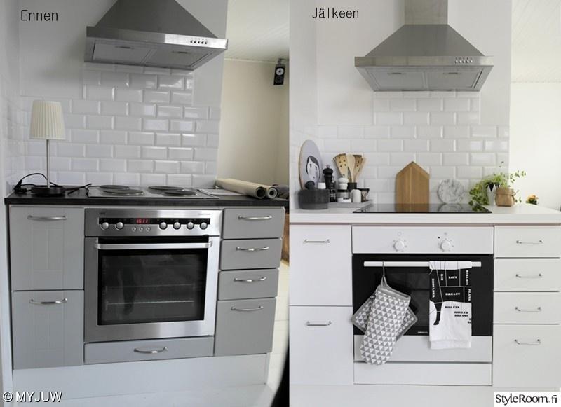 Kuva keittiö  UUSI KOTI  REMONTTI  Myjuw