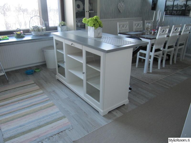 Kuva keittiö  Keittiön muutoksia  Jonsula