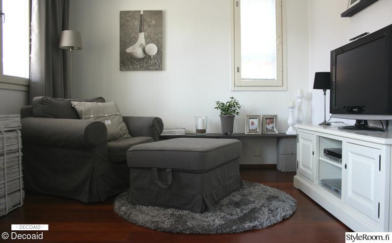 Bild på tv taso  Uusi koti lukunurkka av Decoai