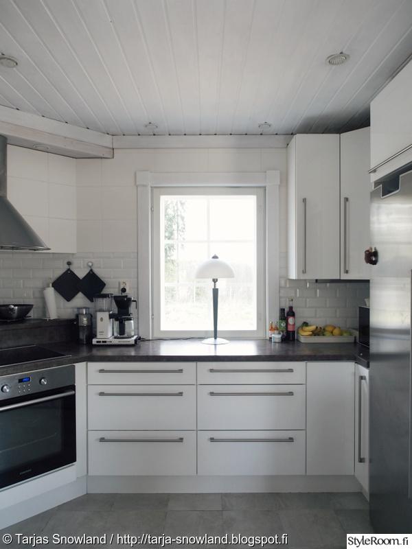 Keittiö ja ruokailutila  Sisustuskuvia jäseneltä TarjasSnowland  StyleRoom