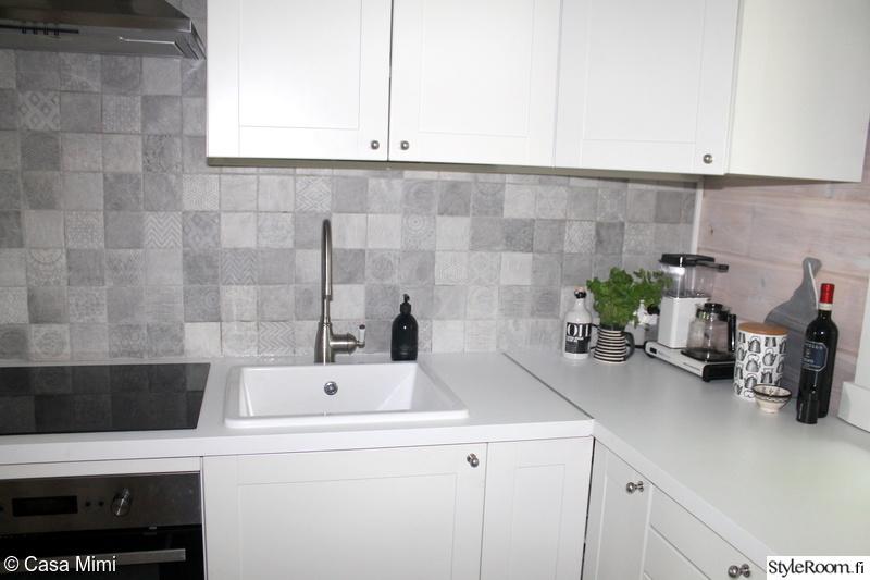 Bild på keittiö  Mökillä av casamimi