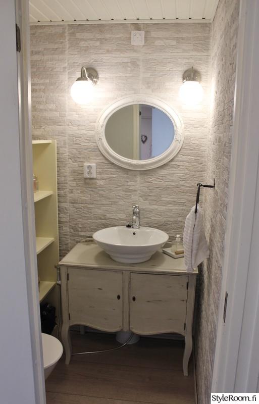 Kylpyhuone  Sisustuskuvia jäseneltä danielas  StyleRoom