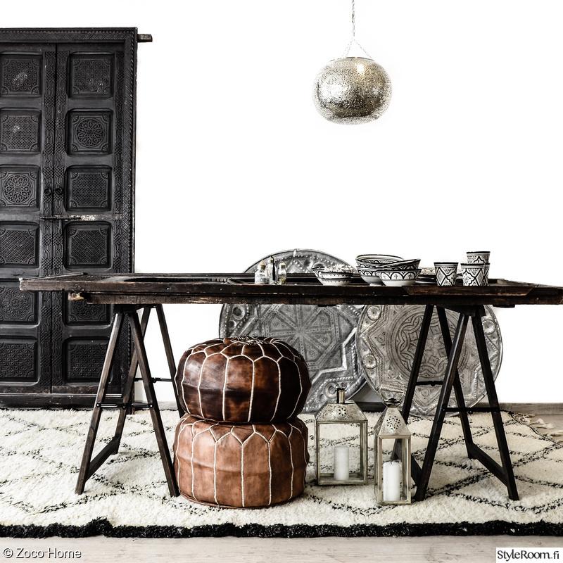 kuva keitti marokkolaista tyyli zocohome. Black Bedroom Furniture Sets. Home Design Ideas