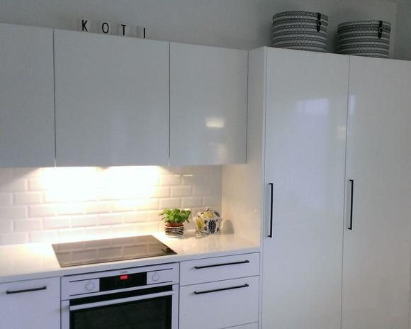 Integroitu jääkaappi koti ja sisustusideat  StyleRoom