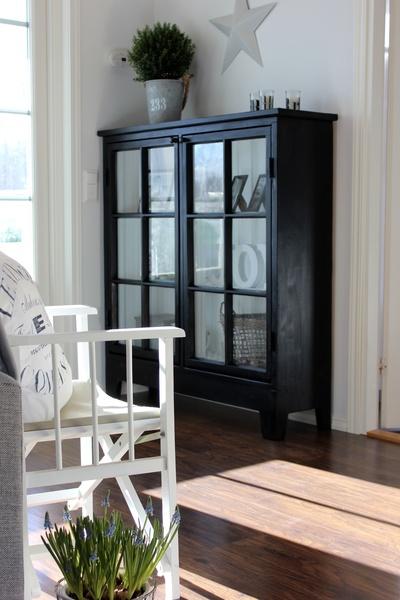 Musta kaappi: koti- ja sisustusideat   StyleRoom