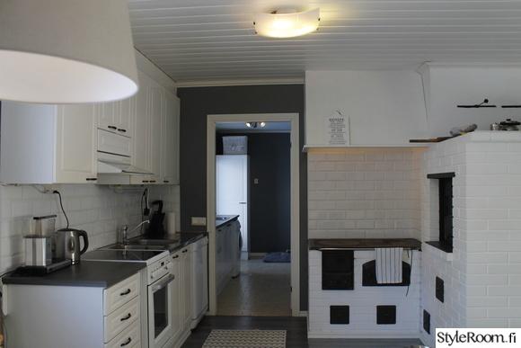 Harmaa lattia koti ja sisustusideat  StyleRoom
