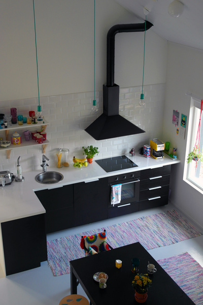 Kuva ikea keittiö  Meidän iloinen keittiö  isoistapienista