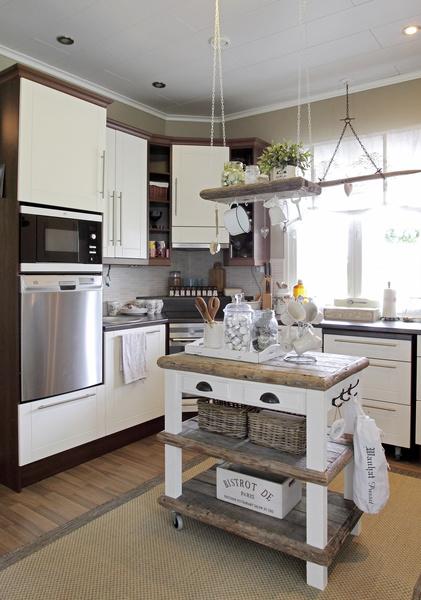 Kuva keittiö  Koti mummolan naapurissa  meidantalo