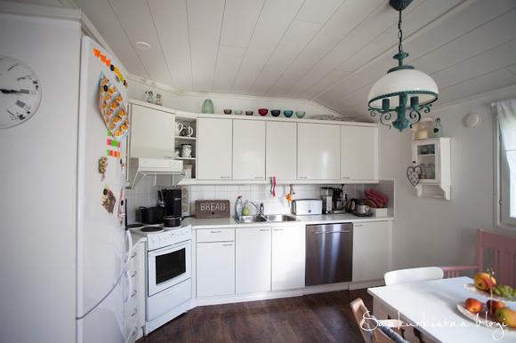 Keittiön seinällä koti ja sisustusideat  StyleRoom