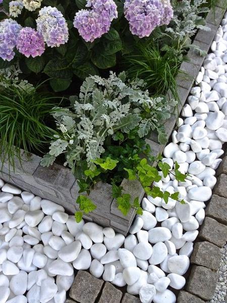 kekkilä,reunakivi,kukka-allas,istutusryhmä,moderni