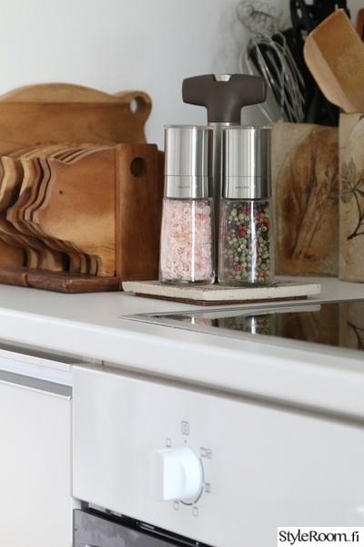 Bild på keittiö  Keittiö  pieni mutta toimiva av pienilintuinenblog