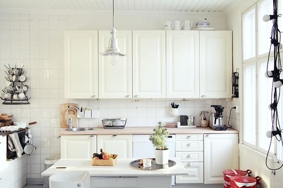 Inspiroivia kuvia aiheesta keittiöremontti
