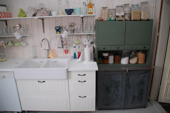 Bild på ikea  Hullunkaupan keittiö av Hullunkauppa