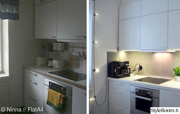 Keittiön taso koti ja sisustusideat  StyleRoo