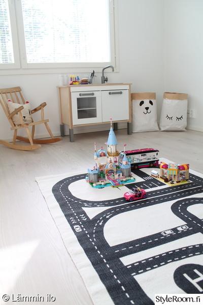 Kuva ikea  Lasten makuuhuone  venla1