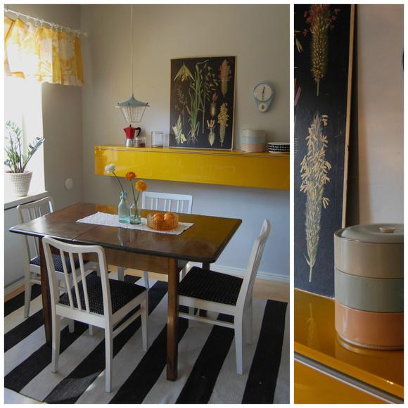 Keltainen kaappi koti ja sisustusideat  StyleRoom