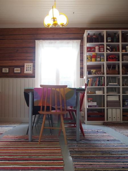 Inspiroivia albumeita aiheesta keittiön pöytä