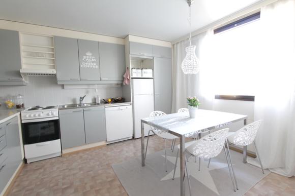 Inspiroivia kuvia aiheesta harmaa keittiö  Sivu 2
