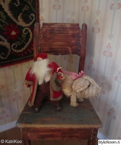 jouluteema,unelmientalojakoti,asetelmat,joulu,vanhat tavarat