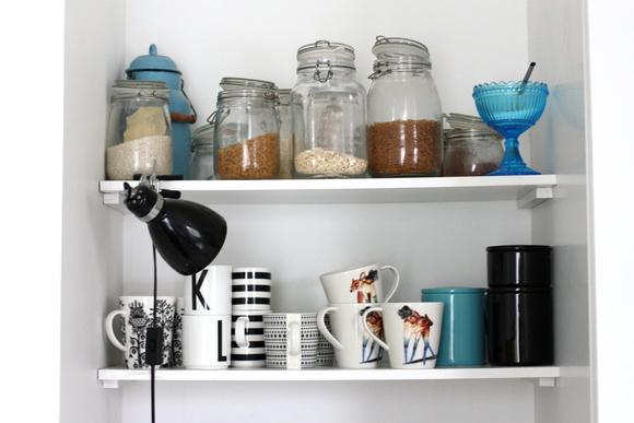 Keittiön järjestys koti ja sisustusideat  StyleRoom