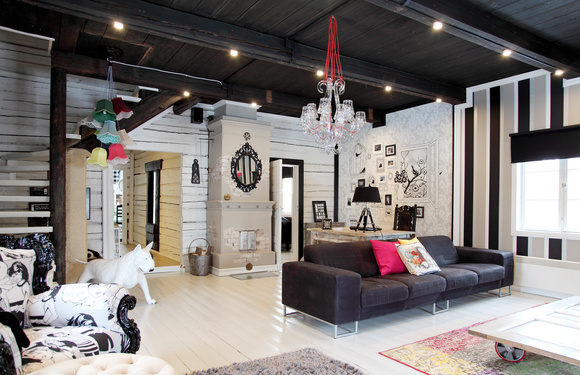 olohuone,olohuoneen sisustus,musta,valkoinen,mustavalkoinen sisustus