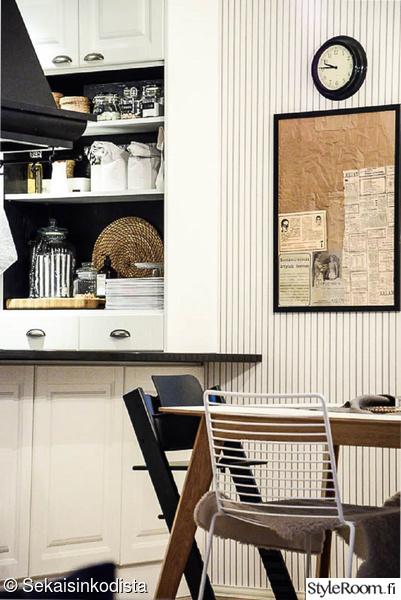 Bild på keittiö  Keittiön muutos av sekaisinkodista