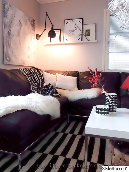 Olohuoneen Sohva : Olohuoneen sohva: koti- ja sisustusideat  StyleRoom