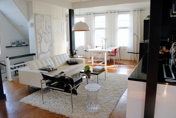 Olohuoneen Sohva : Funkkis: koti- ja sisustusideat  StyleRoom