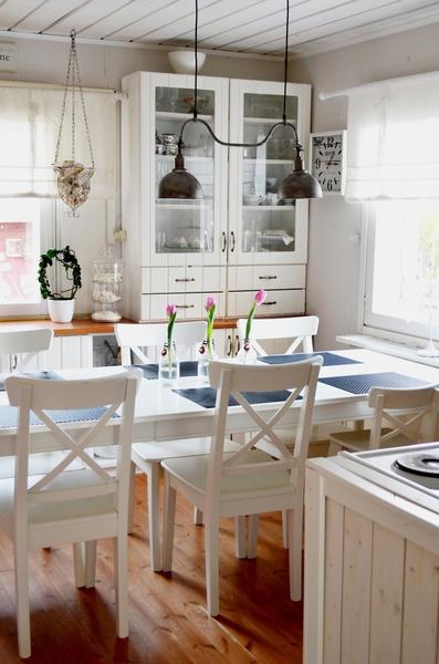 Kuva keittiö  Kotini keittiössä  Hanna Riikka