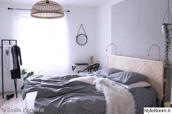 makuuhuone,sisustus,diy,diy sisustus,makuuhuoneen sisustus