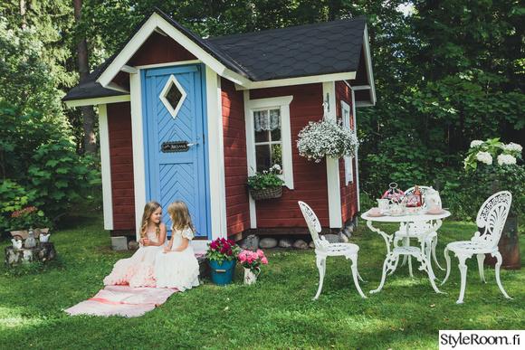 leikkimökki,ovi,romanttinen,pihakalusteet,mökki