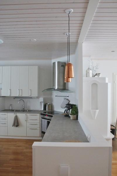 Kuva keittiö  Keittiöremontti  AtHomeBlogi
