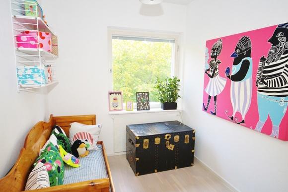 Lastenhuoneen taulu koti ja sisustusideat  StyleRoom