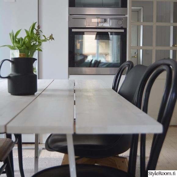 keittiö,sisustus,ruokailutila,diy