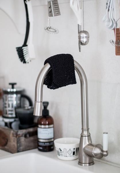 Bild på keittiö  Keittiössä av HoO
