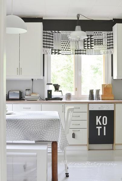 Kuva keittiö  Rintamamiestalon keittiö  DesigneBySm