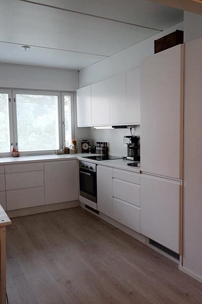 Laminaattilattia koti ja sisustusideat  StyleRoom