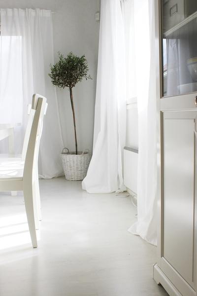 Olohuoneen valkea unelma  Sisustuskuvia jäseneltä lapetiteprincesse  Style
