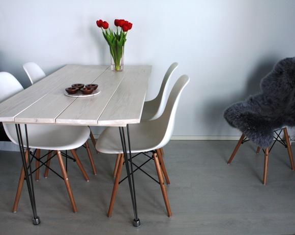 Diy ruokapöytä koti ja sisustusideat  StyleRoom