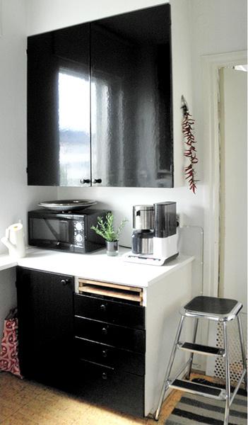 Pieni keittiö koti ja sisustusideat  StyleRoom