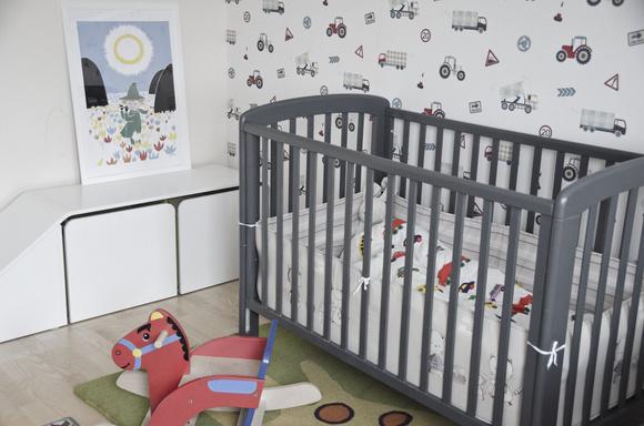 Lasten huoneet  Sisustuskuvia jäseneltä inka makeetmuksut