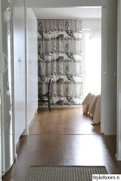 Bild på koti  Keittiö  pieni mutta toimiva av pienilintuinenblog